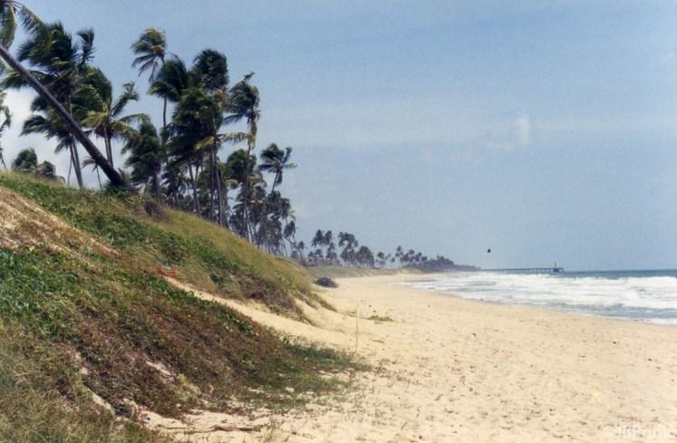 Brasil - Bahia - Praia de Arembepe
