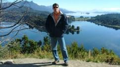 Argentina - Bariloche - Vista Lagos Moreno e Nahuel Huapi