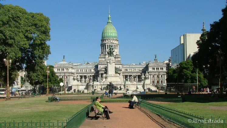 Argentina - Buenos Aires - Plaza Congresso