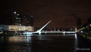Argentina - Buenos Aires - Puerto Madero - Ponte da Mulher