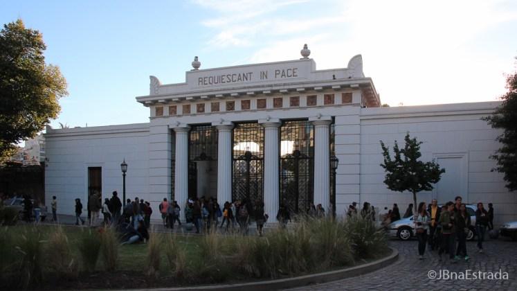 Argentina - Buenos Aires - Recoleta - Cemiterio