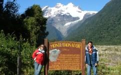 Chile - Cruce de Lagos - Peulla - Cerro Tronador