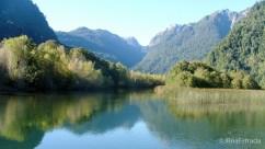 Chile - Cruce de Lagos - Peulla - Rio Negro