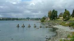 Chile - Puerto Varas - Lago LLanquihue