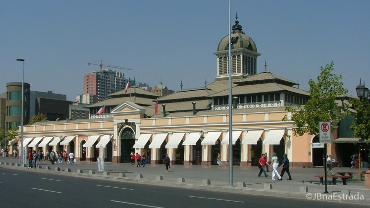 Chile - Santiago - Mercado Central