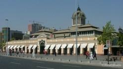 Chile - Santiago - Mercado Central (Centro Histórico)