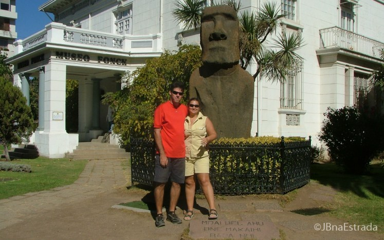 Chile - Vina del Mar - Museo Fonck