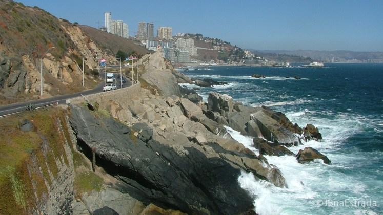 Chile - Vina del Mar - Roca Oceanica