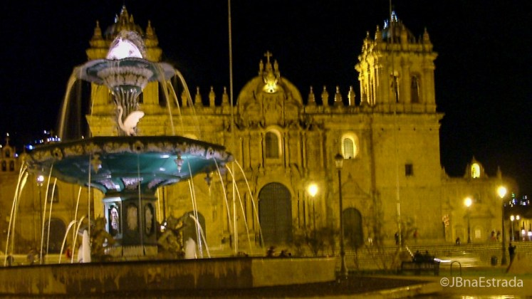 Peru - Cusco - Plaza de Armas - Catedral