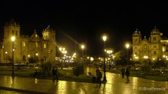 Peru - Cusco - Plaza de Armas