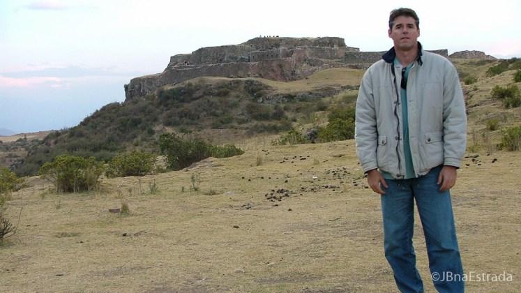 Peru - Cusco - Pukapukara (Ruínas da Civilização Inca)