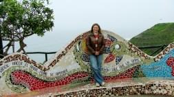 Peru - Lima - Parque del Amor