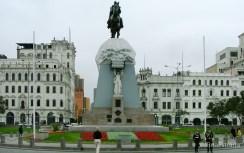 Peru - Lima - Plaza San Martin