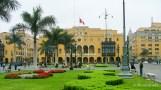 Peru - Lima - Plaza de Armas (Mayor)