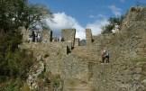Peru - Machu Picchu - Intipunku (Portal do Sol)