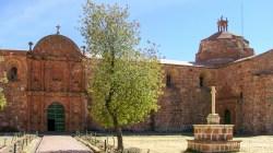 Peru - Viagem a Bolivia - Iglesia de Santiago