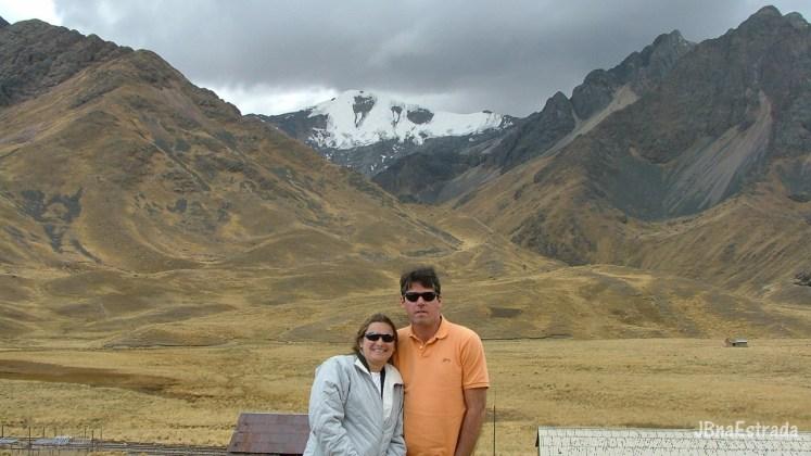 Peru - Viagem para Puno - La Raya