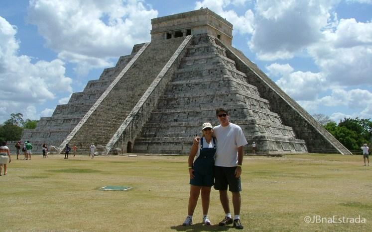 Mexico - Chichen Itza - Castillo