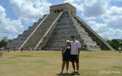 Mexico - Mérida - Chichen Itza - Castillo (Civilizações Asteca e Maia)