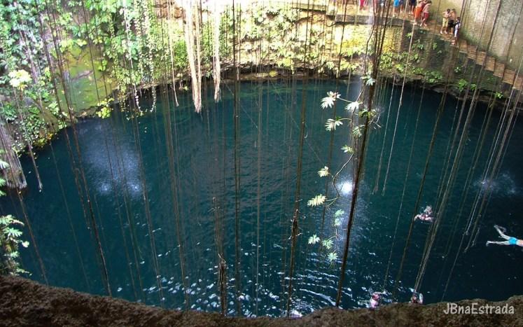 Mexico - Chichen Itza - Cenote Ik Kil