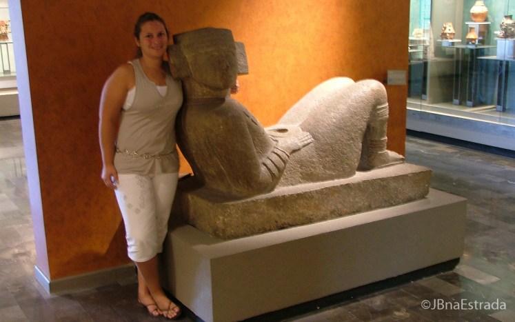 Mexico - Cidade do Mexico - Bosque de Chapultepec - Museo Nacional de Antropologia - Sala Maya