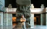 Mexico - Cidade do Mexico - Bosque de Chapultepec - Museu Nacional de Antropologia - Sala Teotihuacan
