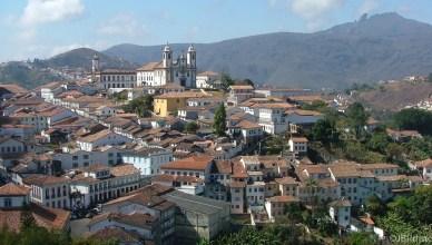 Brasil - Minas Gerais - Ouro Preto (Estrada Real)