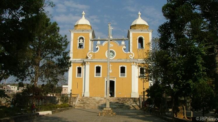 Brasil - Minas Gerais - Sao Thome das Letras - Igreja de Sao Thome