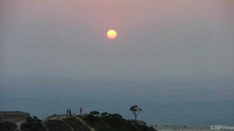 Brasil - Minas Gerais - Sao Thome das Letras - Por do Sol