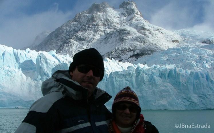 Argentina - El Calafate - PN Los Glaciares - Glaciar Spegazzini