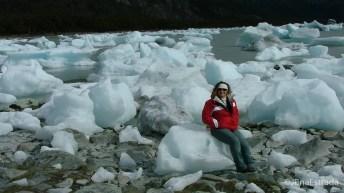 Argentina - El Calafate - PN Los Glaciares - Lago e Glaciar Onelli