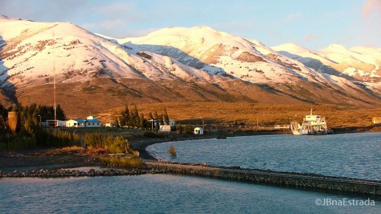 Argentina - El Calafate - PN Los Glaciares - Puerto Bandeira