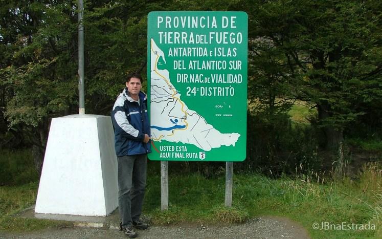 Argentina - Ushuaia - PN Terra do Fogo - Bahia Lapataia
