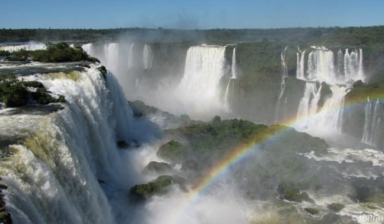 Brasil - Parana - Foz do Iguacu - PN do Iguacu - Cataratas do Iguacu