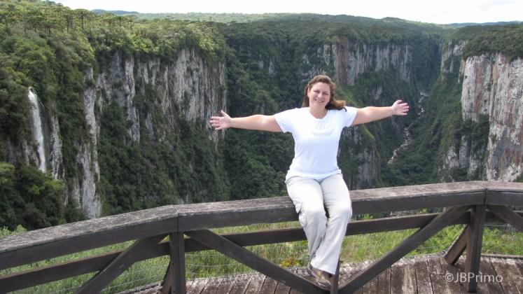 Brasil - Rio Grande do Sul - Cambara do Sul - PN dos Aparados da Serra - Canion do Itaimbezinho