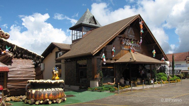 Brasil - Rio Grande do Sul - Gramado - Fabrica de Chocolate - Florybal
