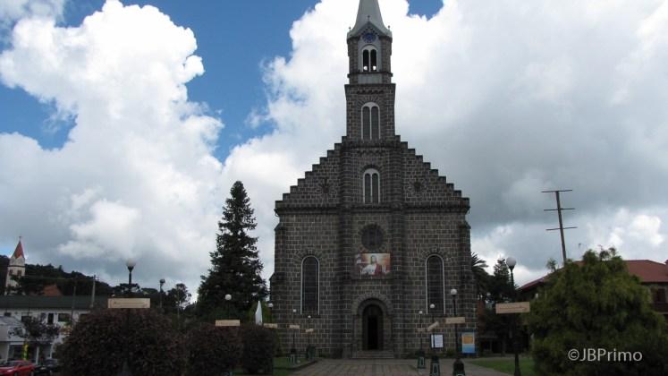 Brasil - Rio Grande do Sul - Gramado - Igreja Matriz Sao Pedro