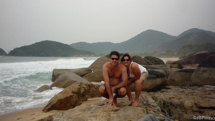 Brasil - Rio de Janeiro - Trindade - Praia do Cepilho