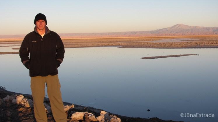 Chile - Atacama - Reserva Nacional Los Flamencos - Laguna Chaxa