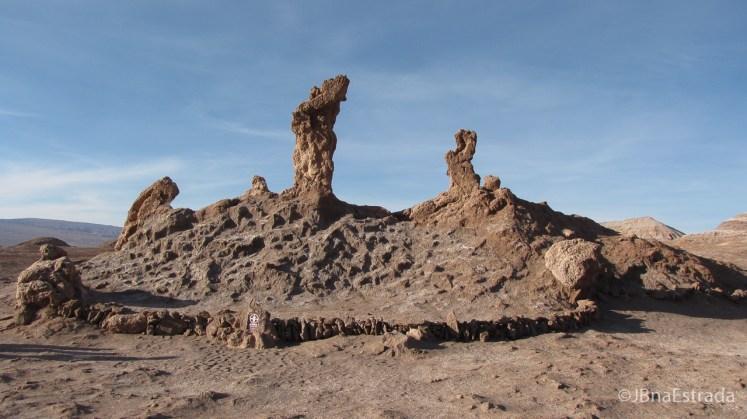 Chile - Atacama - Vale de la Luna - As Tres Marias