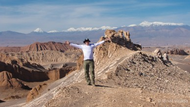 Chile - Atacama - Vale de la Luna (Deserto do Atacama)
