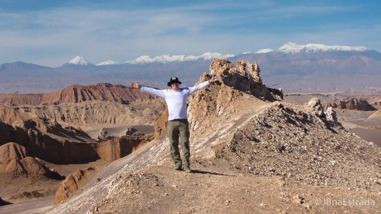 Chile - Atacama - Vale de la Luna