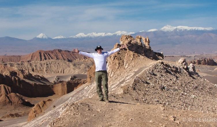 Chile - Deserto do Atacama - Vale de la Luna (San Pedro de Atacama)