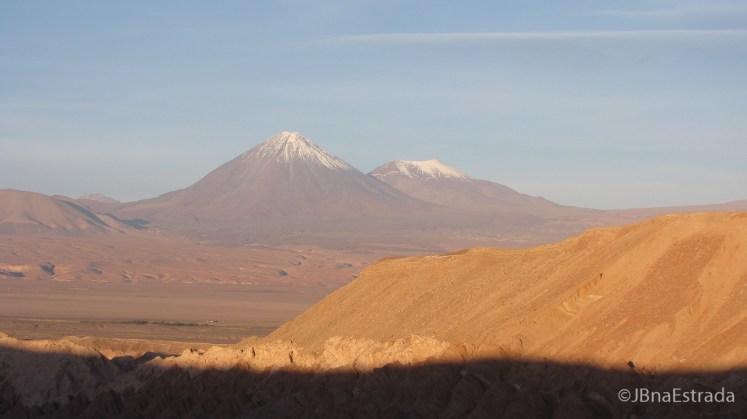 Chile - Atacama - Vale de la Muerte - Vulcao Licancabur