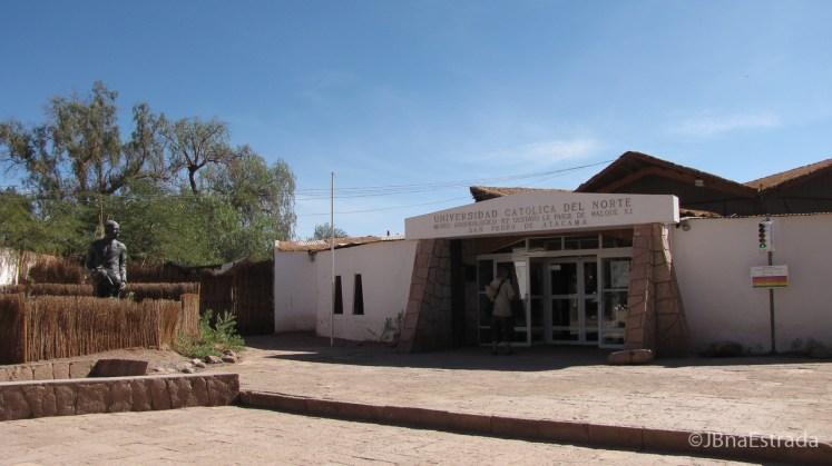 Chile - San Pedro de Atacama - Museu Arqueologico Gustavo Le Paige