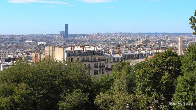 Franca - Paris - Basilica de Sacre-Coeur - Vista