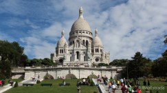 Franca - Paris - Basilica de Sacre-Coeur