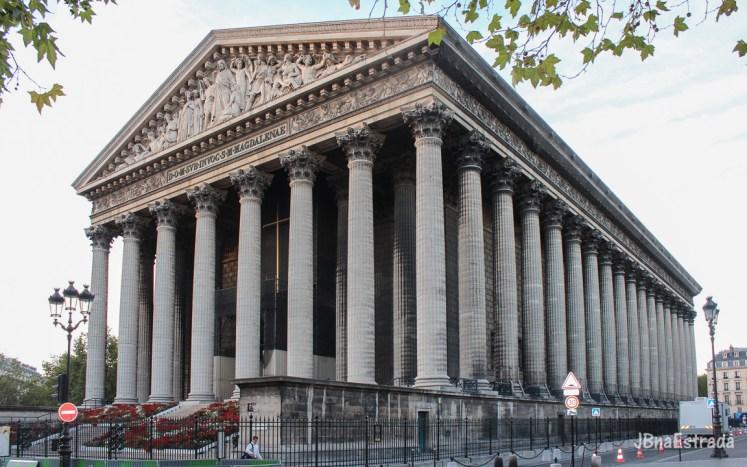 Franca - Paris - Eglise de la Madeleine