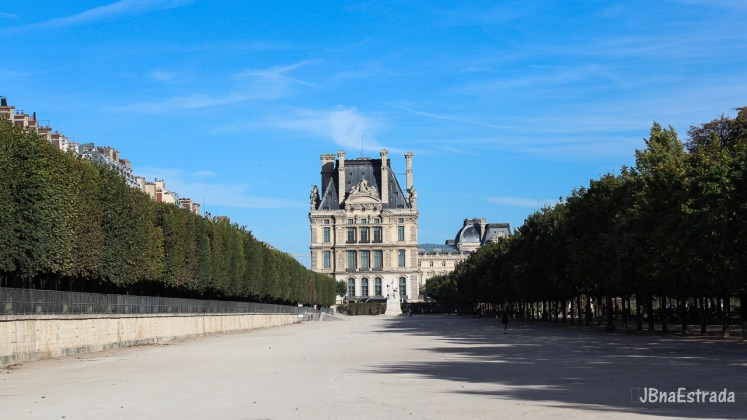 Franca - Paris - Jardin des Tuileries
