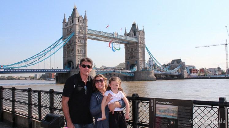 Inglaterra - Londres - Tower Bridge